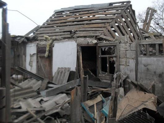 Врезультате обстрелов Авдеевки иокрестностей Волновахи ранены 4 человека,— милиция